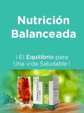 Nutricion Balanceada